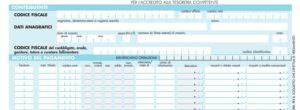 Imu e Tasi: calcolo saldo e modello F24 semplificato in pdf da stampare