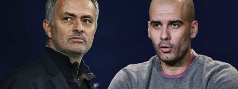 mourinho guardiola dove vedere manchester united-manchester city