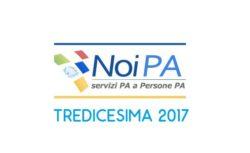 NoiPa cedolino dicembre: date stipendio e tredicesima, pdf online