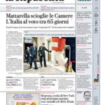 Rassegna stampa 29 dicembre 2017