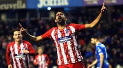 Atletico Madrid: Diego Costa, Il ritorno della pantera