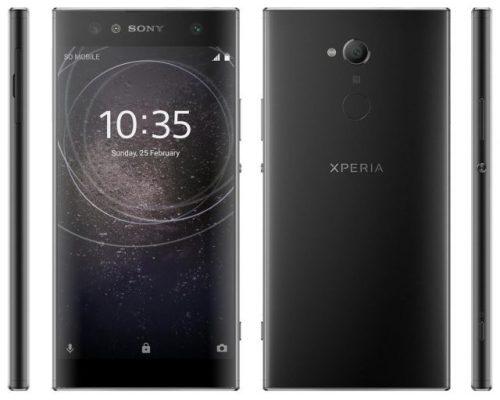 Ufficiale i mid-range Xperia XA2, XA2 Ultra ed L2 — Sony