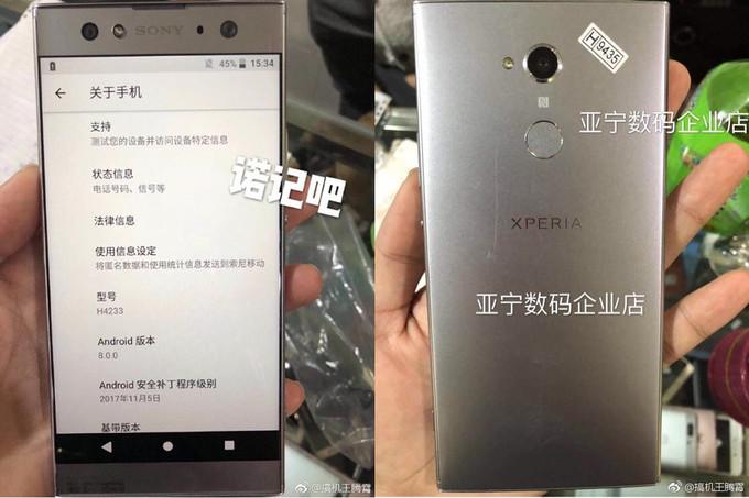 CES 2018, Sony presenta Xperia XA2 e XA2 Ultra per i selfie