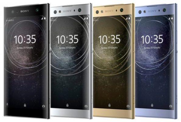 Sony Xperia XA2 tutte le caratteristiche ufficiali