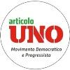 articolo uno - movimento democratici e progressisti (art. 1 - mdp) - simbolo logo