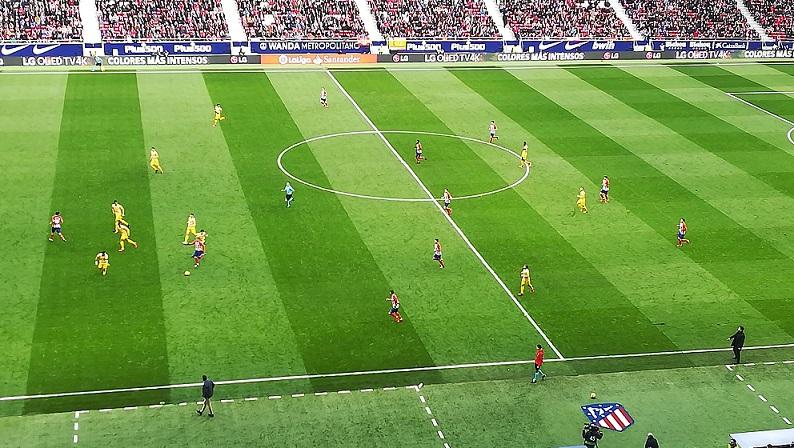 Atlético Madrid - Girona Liga spagnola