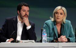 Elezioni 2018: pronostico Le Pen 'Lega e M5S combattono con noi'