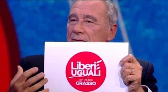 Elezioni politiche 2018: i nomi dei candidati di Liberi e Uguali