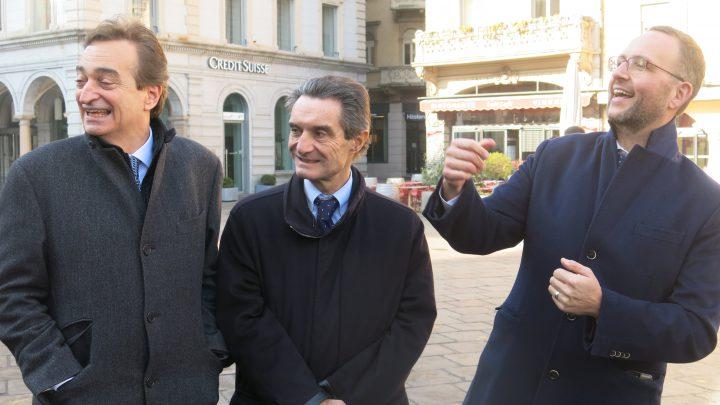 Regionali Lombardia, Lombardia progressista: