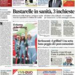 Rassegna stampa 15 gennaio 2018