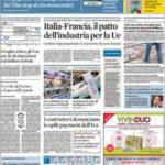 Rassegna stampa 26 gennaio 2018
