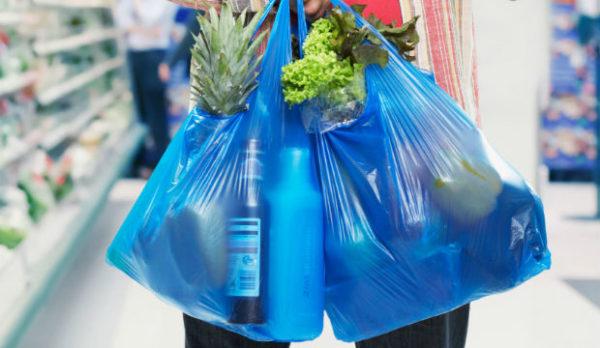 pagamento sacchetti di plastica