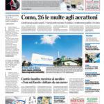 Rassegna stampa 25 gennaio 2018