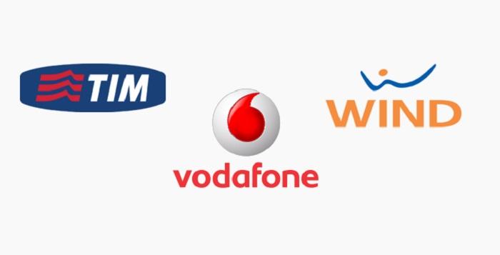 Tim, Vodafone e Wind: offerte mobile fine gennaio 2018