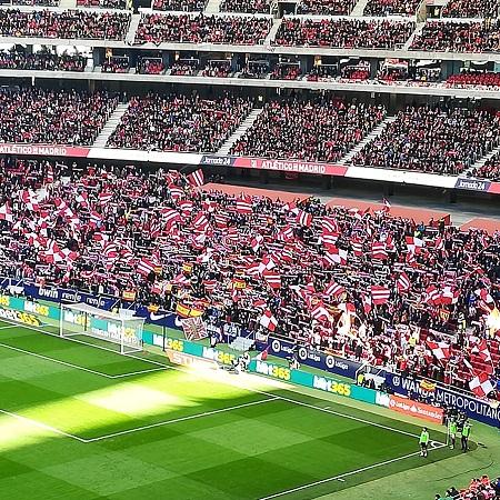 Atlético Madrid - Athlétic Club Liga spagnola
