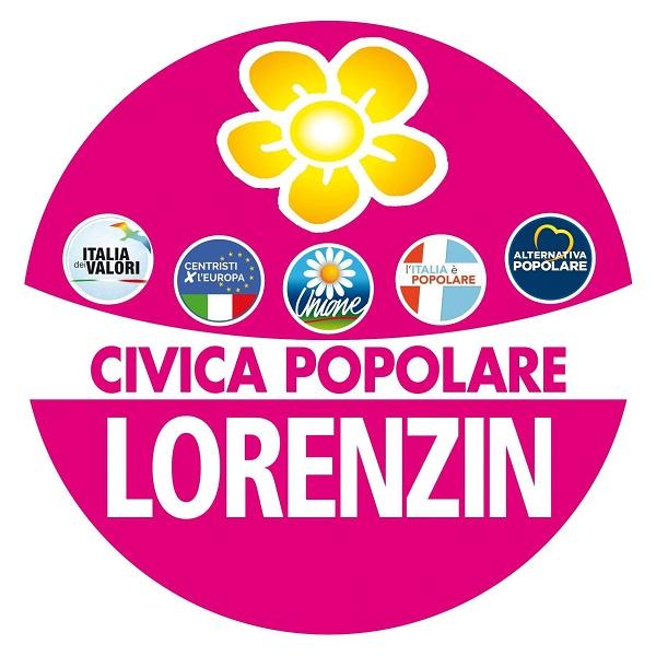 Programma Civica Popolare e candidati della lista di Beatrice Lorenzin