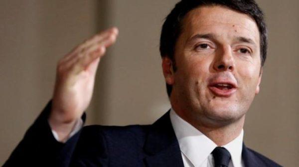 Elezioni 2018, Matteo Renzi a Bologna.