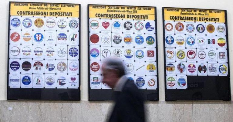 elezioni politiche sondaggi politici