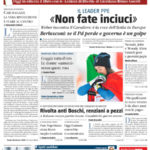 Rassegna stampa 22 febbraio 2018
