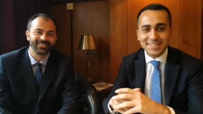 Lorenzo Fioramonti: ministro sviluppo economico M5S