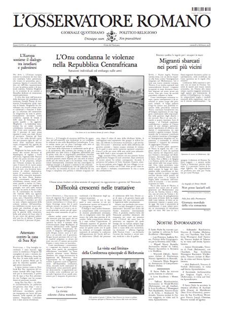 Rassegna stampa 2 febbraio 2018
