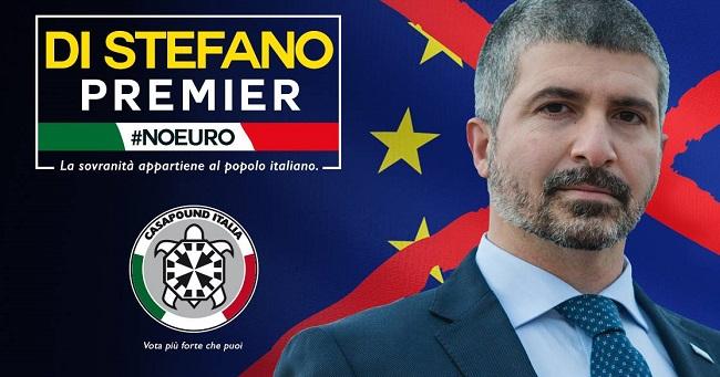 Programma Casapound e candidati alle elezioni politiche 2018