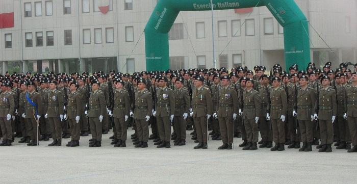 Rinnovo contratto Forze Armate: aumenti da 2 euro al giorno