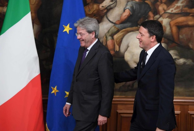 Gentiloni si è dimesso. Mattarella riceve i nuovi presidenti
