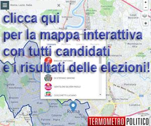 Elezioni politiche 2018 mappa candidati