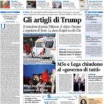 Rassegna stampa 14 marzo 2018