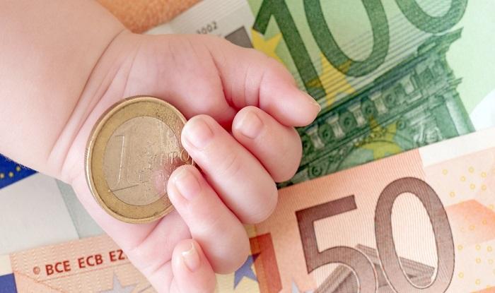 Bonus bebè 2018: importo 80 euro nel 2018
