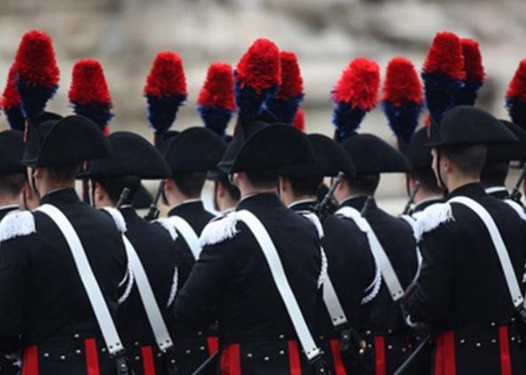 concorso carabinieri 2018 bando a fine marzo in gazzetta