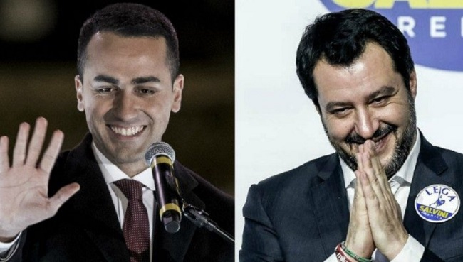 elezioni politiche 2018 m5s e lega perche hanno vinto per la ghisleri sondaggista sondaggi
