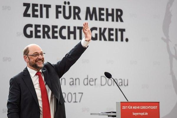 sondaggi elettorali germania - l'ex leader della spd martin schulz