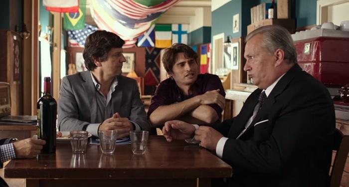 Tiramisù: cast, trama e curiosità del film