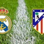 Diretta Real Madrid-Atletico Madrid