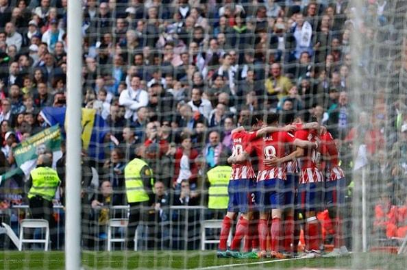Liga spagnola, 31a giornata
