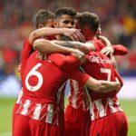Europa League Atletico Madrid -Sporting Lisbona