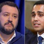 Ultimi sondaggi politici elettorali, Luigi Di Maio e Matteo Salvini, scontro su legge di bilancio 2019: flat tax, ultimi sondaggi elettorali