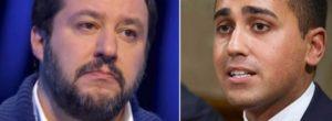 """Matteo Salvini e Luigi Di Maio """"Non faranno prossima Legge di Bilancio"""""""