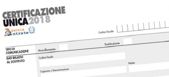 Certificazione Unica 2018 Inps: come scaricare pdf e stamparlo