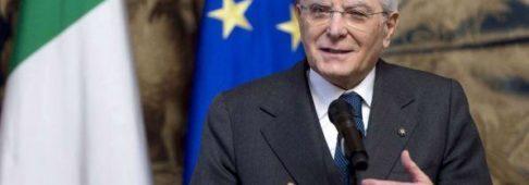 Sondaggi Demos: cresce la fiducia in Sergio Mattarella