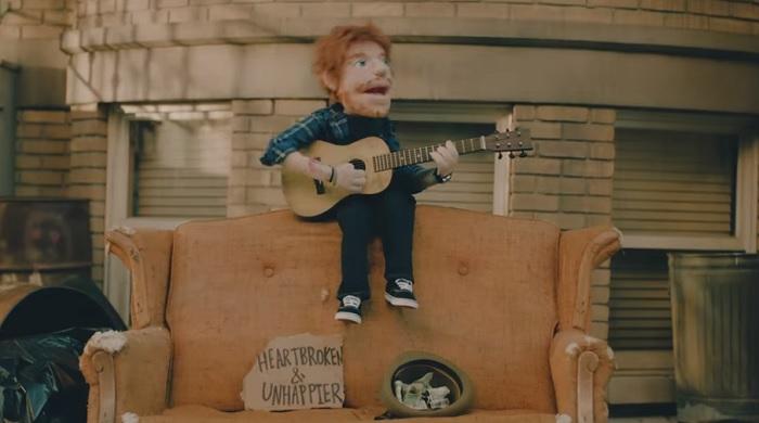 Ed Sheeran: Happier video testo traduzione