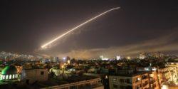 Guerra Siria: attacco di Usa, Francia e GB. Ultime notizie – LIVE
