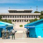 Moon Jae-in e Kim Jong-un: guerra Corea finita