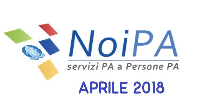 NoiPa cedolino stipendio aprile pdf online