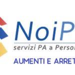 NoiPa stipendio: aumenti e arretrati a maggio