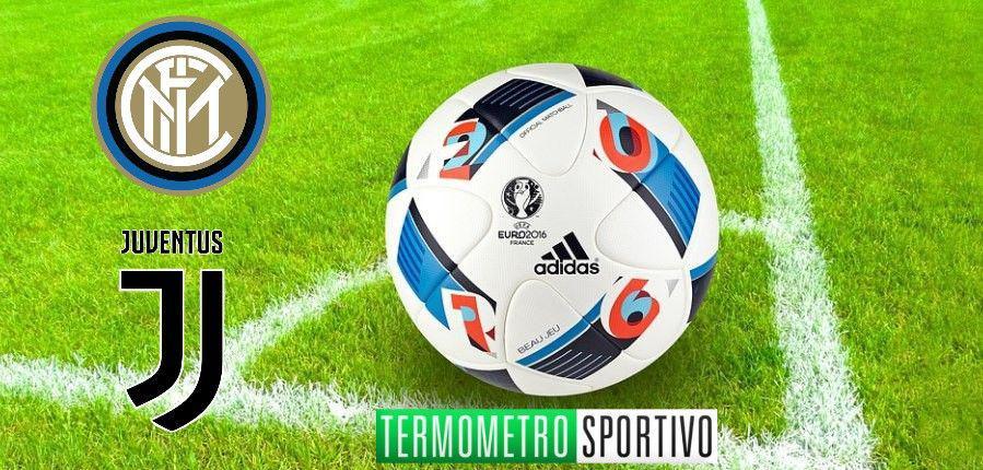 Diretta Inter-Juventus