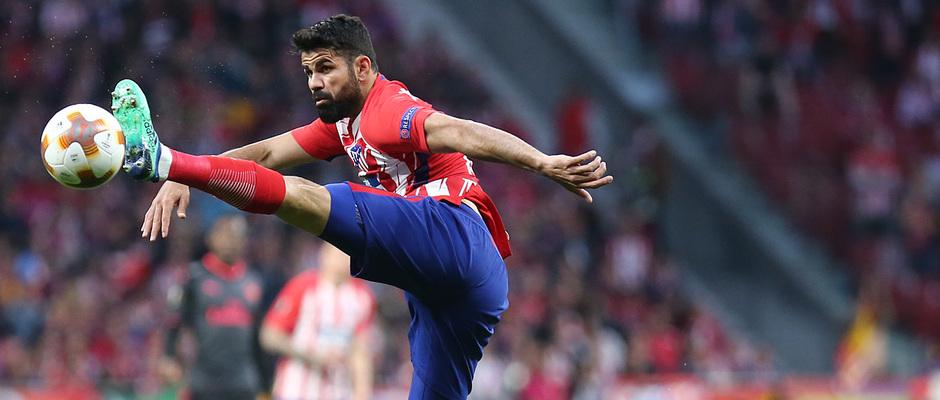 Atletico Madrid-Arsenal Ángel Gutiérrez all rights to Atlético Madrid