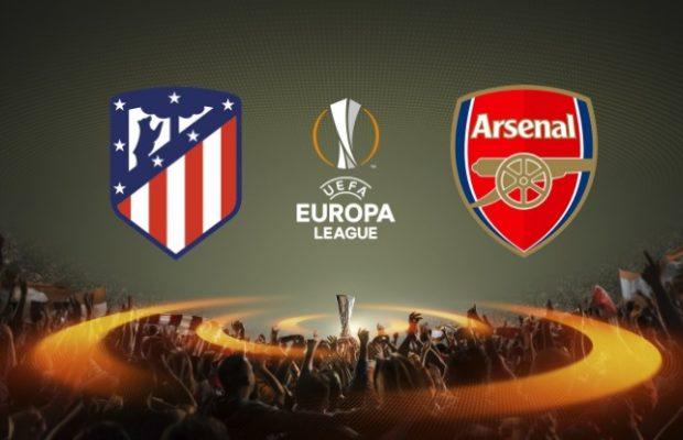 Formazioni Atletico Madrid-Arsenal Europa League Pagelle Atletico Madrid-Arsenal